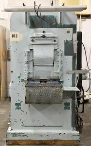 Columbia 360 Ton Mint Coining Press Coin Stamping