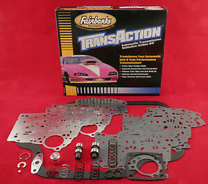 Th400 Transmission High Performance Shift Kit Transaction Fairbanks Gm 400 20812