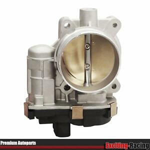 Complete Throttle Body For 07 13 Silverado Malibu Gmc Sierra Pontiac 3 6 4 3l V6