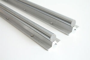 New Sbr16 600mm Linear Motion High Precision Cnc Linear Bearing Rail Guide 2pcs
