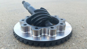 9 Inch Ford Gears 9 Ford Ring Pinion Scallop Cut 4 71 Ratio New