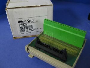 Altech 5725 2 Fbk34 Interface Module Ribbon Cable Lot Of 4 New