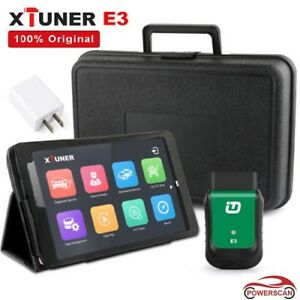 Xtuner E3 Easydiag Car Obd2 Diagnostic Scanner 8 Win10 Tablet Wifi As Vpecker