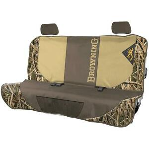 Browning Bench Seat Cover Mossy Oak Blades Camo