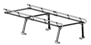 Ladder Cap Rack Toyota Tundra Truck 6 5 Bed Etended Crew Cab 2007 2011