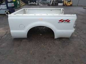 Oo Ford F250 F350 White Short Bed Sd 1999 2010 Southern Rust Free Truck Box