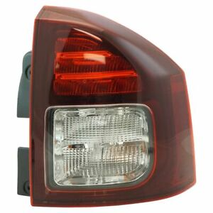 Led Tail Light Lamp Assembly Passenger Side Rh Rr For Jeep Compass Suv Truck New
