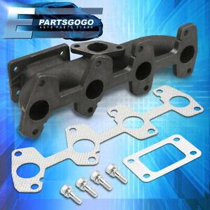 For 95 02 Chevy Cavalier S10 2 2l T3 t4 Performance Cast Iron Turbo Manifold