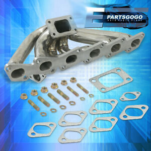 For 85 99 Nissan Skyline Rb20 Rb25det Engine T3 T4 Performance Turbo Manifold