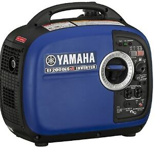 Rv Yamaha Ef2000isv2 2000 Watt Portable Generator Ef2000is Ef2000