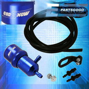 Universal Manual Boost Controller Psi Blue Turbocharger Turbo Boost Racing