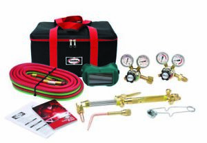 Harris Medium Duty Acetylene 4400366 Hmd 85 801 510 Dlx Ironworker Kit