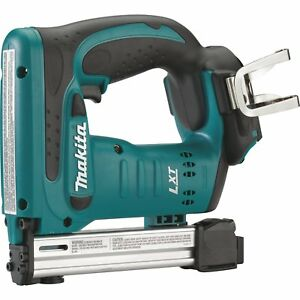 Makita Xts01z 18v Lxt Li ion Cordless 3 8 Crown Stapler Bare Tool