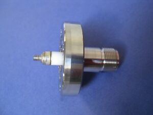Ect Rf Feedthrough P n B15432 Used