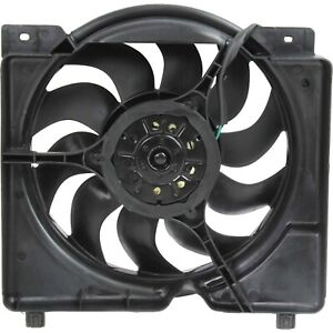 Radiator Cooling Fan For 1997 2001 Jeep Cherokee 4 0l 6cyl Engine