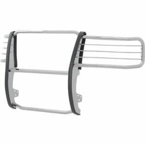 Aries Grille Guard New Polished Chevy Chevrolet Silverado 2500 Hd 4069 2