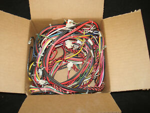 Hobart Wiring Harness For The Lxih Dishwasher Complete Harness No Cut Wires