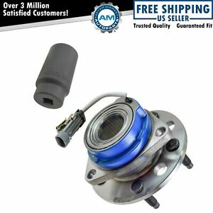 Front Wheel Hub Bearing W 34mm Socket For Chevy Buick Cadillac Pontiac