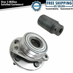 Front Wheel Hub Bearing Assembly W 30mm Socket For Taurus Sable Continental