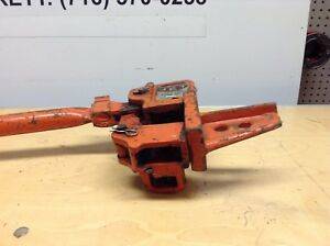 Jet 3 5 Ton Farm Jack Fj 3 1 2 Car Lift Floor Tire Fence Post Crane Hoist Winch