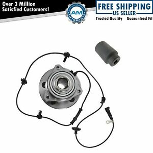 Front Wheel Hub Bearing Driver Side W 35mm Socket For Jeep Liberty W Abs