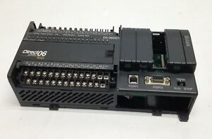 Automation Direct D0 06dd1 Direct Logic 06 Koyo 100 240v 50 60hz 40va Used