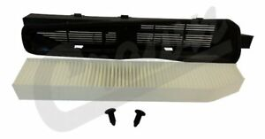 Cabin Air Filter Kit For Jeep 2005 To 2010 Wk Grand Cherokee Crown 82208300k