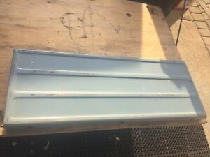 Rockwell Delta Table Saw Sheet Metal Table Extension Wing 10 x 27 x 1-12