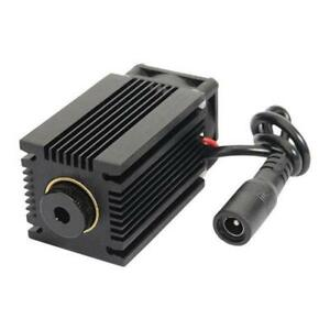 2 5w High Power Focusable 450nm Blue Laser Module With Ttl 12v Wood Carving Hot