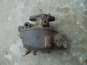 Marvel Schebler Tsx 688 John Deere 420 430 Jd Tractor Carburetor Assembly