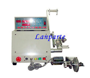 110v Us Micro Computer Cnc Automatic Coil Winder Coil Winding Machine