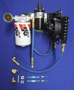 Fits Lincoln Welder Sa 200 Oil Filter Powered Fan Oil Cooler Texas Twister 2