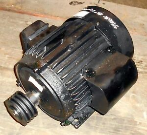 5 Hp Motor From 20 Steelex Planer Single Phase
