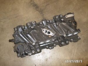 85 Corvette Tpi Lower Intake Manifold 86 Tune Port Injection Camaro Trans Am 2