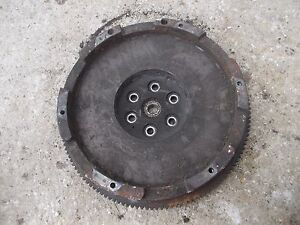 Ford 861 Tractor Engine Motor Flywheel With Starter Ring Gear