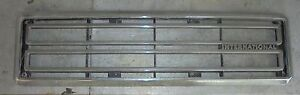 Oem 1978 International Scout Ii Front Grille