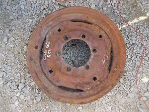 Oliver 66 Tractor Front Press Steel 15 X 3 6 Bolt