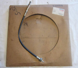 1980 1981 1982 1983 Amc Concord Spirit Manual Automatic Nos Speedometer Cable