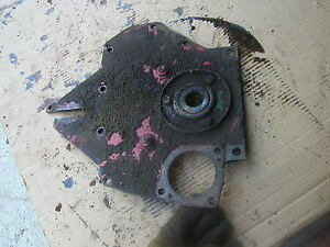 John Deere Luc L Tractor Original Jd Engine Motor Cover Panel Governor Holder