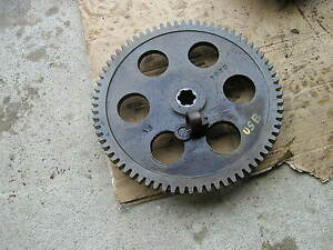 1938 Unstyled John Deere B Tractor First Reduction Gear B884
