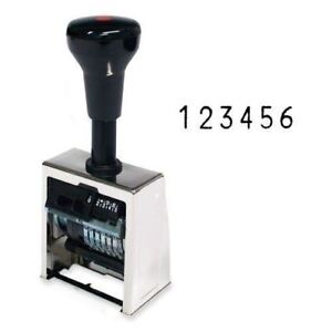 Trodat Automatic Self inking Numbering Machine 27139