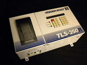 Rebuilt Veeder root Gilbarco Tls 350 Tls 350r Console With 4 input Probe Module