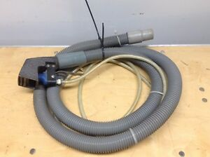 Steel Carpet Cleaning Solution Vacuum Hose Upholstery Commercial Extractor Tool