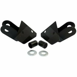 Rt Off Road Set Of 2 Mirror Relocation Brackets New 957004 57004 Rt30010