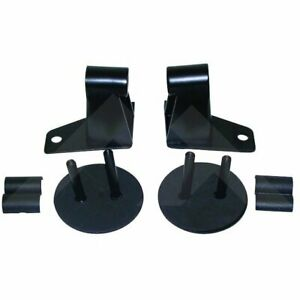 Rt Off Road Mirror Relocation Brackets Set Of 2 New Jeep 13125 102 Rt30016