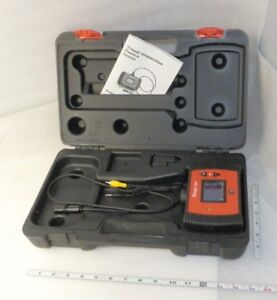Inspection Scope Kit Scope And Cord And Manual Snap On Bk5500