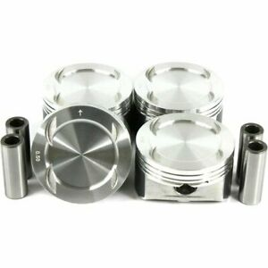 Dnj Pistons Set Of 4 New For Hyundai Sonata Chrysler Sebring Kia P167
