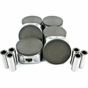Dnj Pistons Set Of 6 New Chrysler Sebring 300 Dodge Charger P140