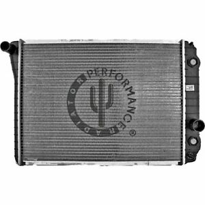 Performance Radiator New Chevy Chevrolet Corvette 1989 1996 1052