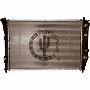 Performance Radiator New Chevy Chevrolet Corvette 2006 2009 2325